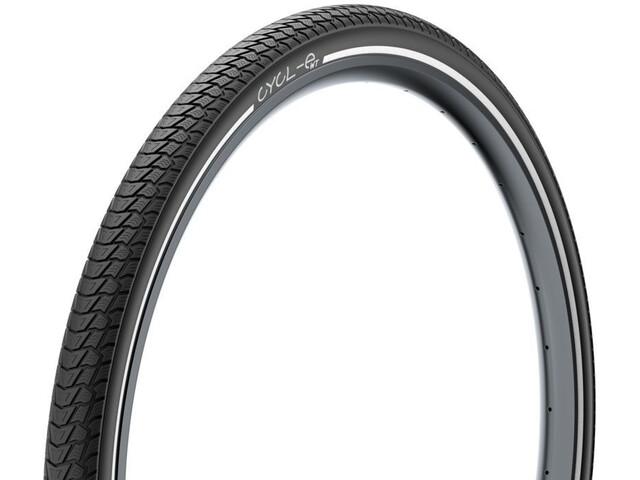 Pirelli Cycl-e WT Clincher band 650Bx50C, black